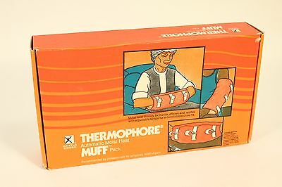New in Box Battle Creek Medical Thermophore Auto Moist Heat Hand Muff Pad