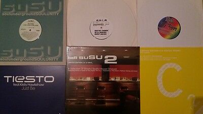 DJ Vinyl Record Collection X19 Joblot *ALL LISTED* UK P&P £5.50