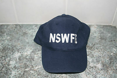 Obsolete  New South Wales Fire Brigades Base Ball Cap