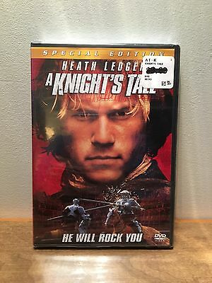 A Knight's Tale (Special Edition Widescreen DVD) Brand New And Sealed