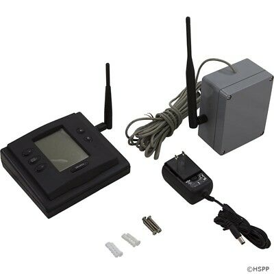 Control Panel Kit, Zodiac AquaLink One Touch, Wireless, Black