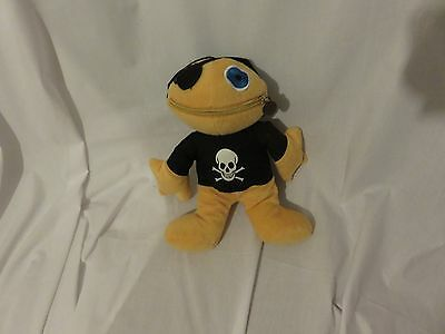 """11"""" cute soft pirate zippy from rainbow  whitehouse leisure plush doll"""
