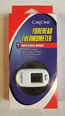 CareOne Forehead Baby Thermometer NEW in Box