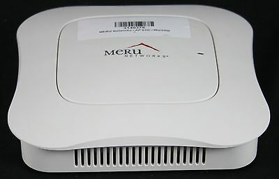 Meru Networks AP832i, Dual Band Access Point, Wireless AP, 802.11ac #A7