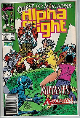 Alpha Flight - 082 - Marvel - March 1990