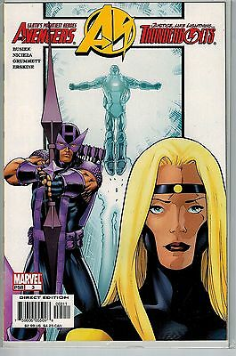 Avengers Thunderbolts - 003 - Marvel - June 2004