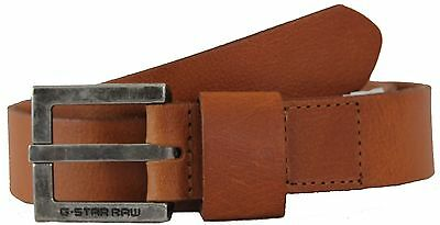 "G-STAR RAW Men's DUKO BELT Size 90 ""Brand New"""