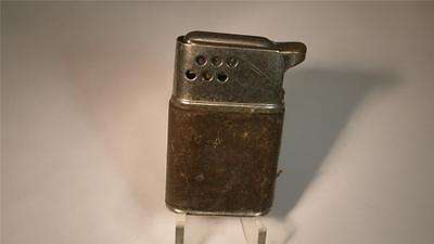 TURF D.R.P.a.LIGHTER BY H. KELLERMANN GERMANY 1934 SEMIAUTOMATIC POCKET LIGHTER.