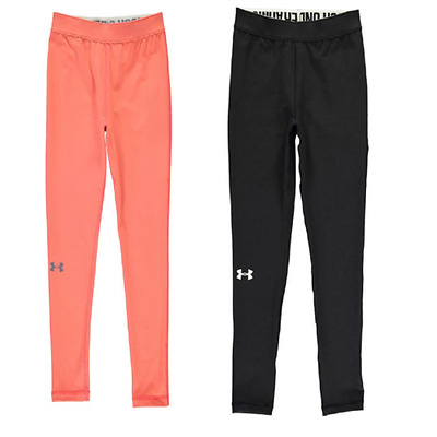 Under Armour Legging Collant Pantaloni Ragazzi Ragazze