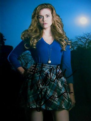 Holland Roden  8x10 auto photo in Excellent Condition