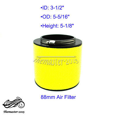 Air Filter For Honda TRX650FA TRX400X TRX400EX TRX420 TRX500 Foreman Rubicon