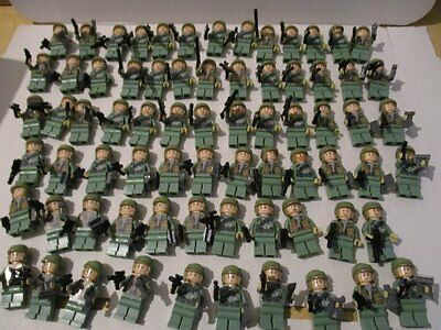 72 x LEGO Star Wars Minifiguren Figuren Endor Rebel Trooper Soldiers
