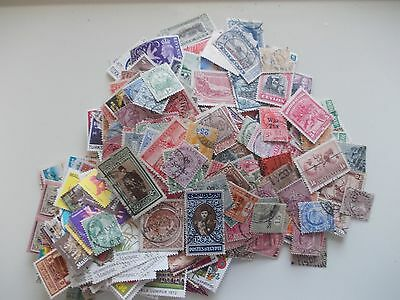 Large quantity of world stamps