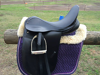 county dressage saddle