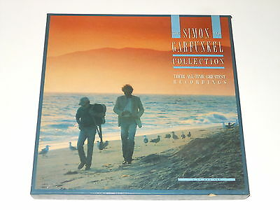 Simon And Garfunkel - 5LP Box - Collection - All-Time Greatest Recordings