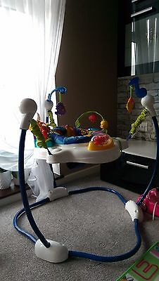 Jumperoo Baby Bouncer Fisher Price Ocean Them