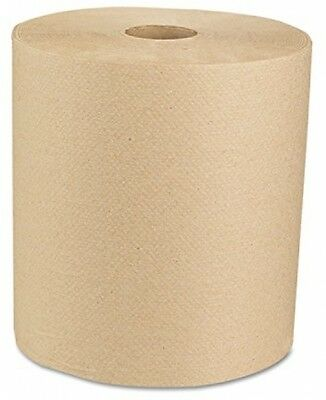 Boardwalk 16GREEN Green Seal Recycled Paper Towel Roll, Hardwound, Universal 8