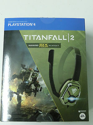 Marauder Six Four Headset - Titanfall 2 - passend für PS4 / Xbox One