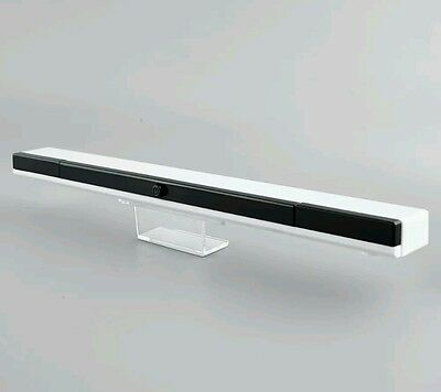 New WIRELESS Infrared SENSOR BAR For Nintendo Wii remote Controls AU Stock.