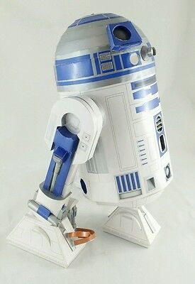 Star Wars R2D2 hand made model, lights and sound, fully built, collectors, 30cm