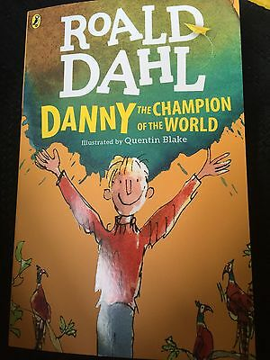 **NEW PB** Danny the Champion of the World by Roald Dahl