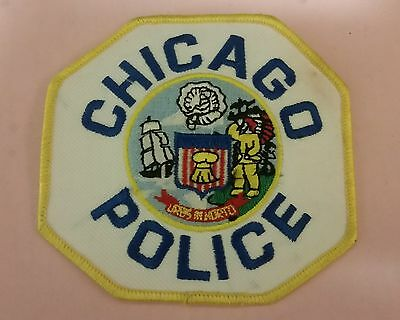 *OFFICER RANK* Chicago Police Patch