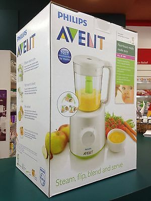 PHILIPS AVENT COMBINED STEAMER AND BLENDER 0%BPA - Brand new Best Price.