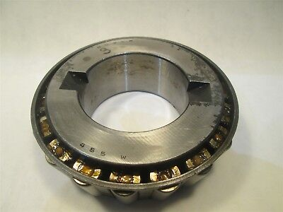 Bower Tapered Roller Bearing Cone 455W NOS Light Rust on face