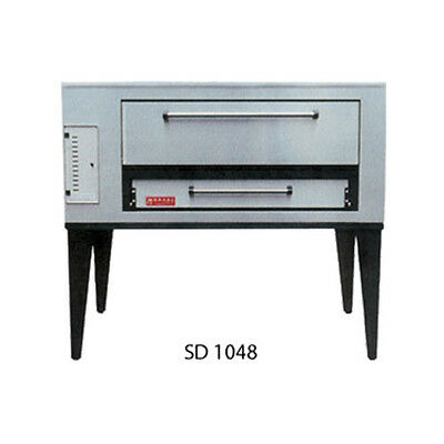 Marsal SD-1048 Gas Deck Type Pizza Oven