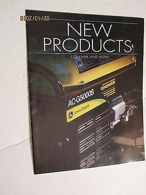 2005 John Deere New Products for Farm & Home Catalog