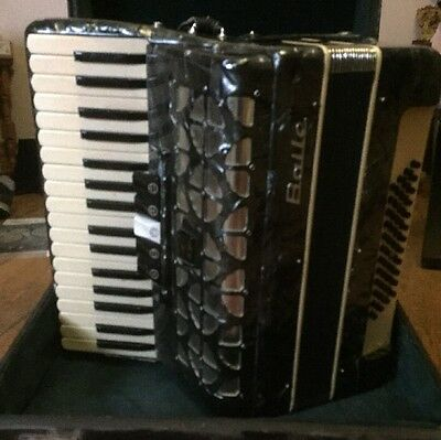 Baille Accordian