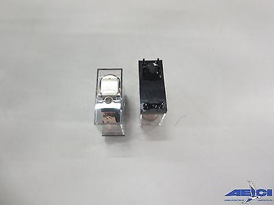Omron G2R-1A-E Relay G2R 1A E Dc24 Power 16A 250Vac 16A 30Vdc 6 Prong (Lot Of 2)