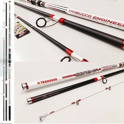 Trabucco Serenity Competition Surf 3Pz 4.20Mt 160G