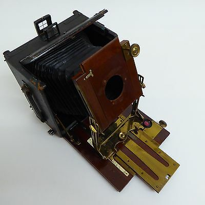 Thornton Pickard Folding Ruby camera 4x5 no lens