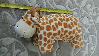 giraffe pillow/soft toy