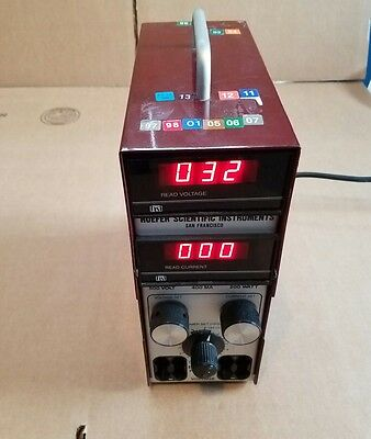 Hoefer Scientific Instruments Ps500Xt Dc Power Supply