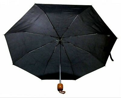 Wholesale Lot Of 40 Black Compact Mini Umbrellas