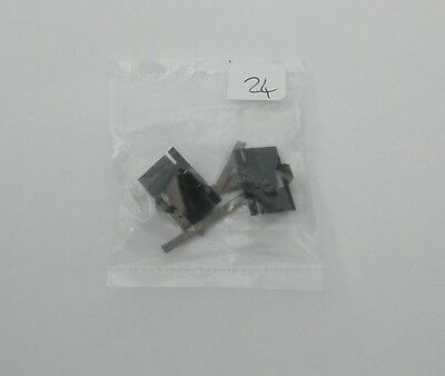 Micro Scalextric L8109 Guide Blades x 2 and pick up braids x 4 lot 24 BRAND NEW