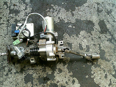 Vauxhall Corsa B Electric Power Steering Column Ecu Motor Eps Pas Rally Camper