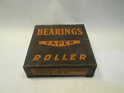 Bower Tapered Roller Bearing Cup 2631B Race Flanged NOS