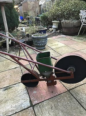 Vintage Garden/allotment Seed Drill