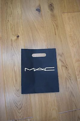 Small Mac Make Up Paper Carrier Bag