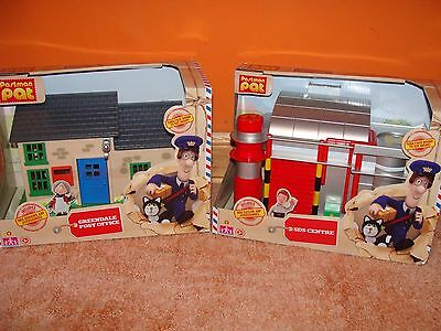 Postman Pat Greendale Post Office and SDS Centre