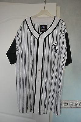 Chicago White Sox Baseball Jersey Size XL