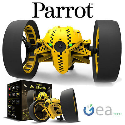 PARROT Jumping Race Tuk Tuk Mini Drone Videocamera motorizzata Wifi FreeFlight 3