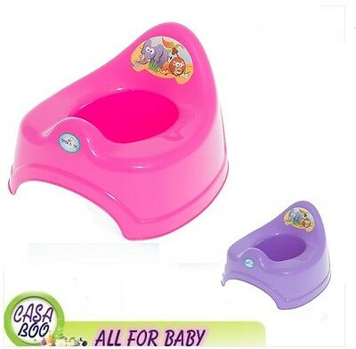 BABY CHILDRENS Steady Potty Toilet training with Melody new