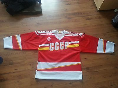 Rare Signed Russia Ice Hockey Hardynov