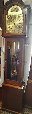 Westmin/Whittington/St. Michael Chime Grandfather Clock home delivery arranged