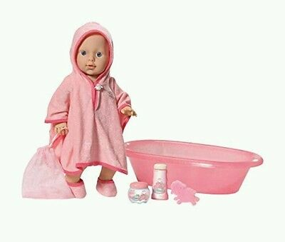 Baby Annabell Doll Care For Me Set Bath And Accessories Doll included
