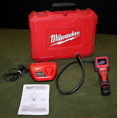 Milwaukee 2310-21 12v Digital Inspection Camera!!